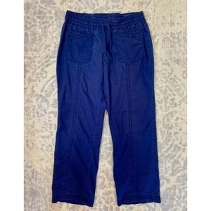 KOI Navy Blue Scrub Pants